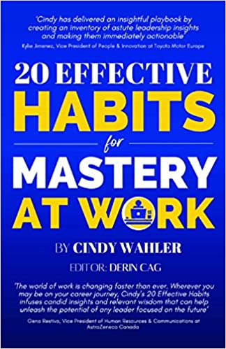 20 Effective Habits for Mastery at Work